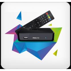 MAG 250 IPTV SERVER KURULUMU